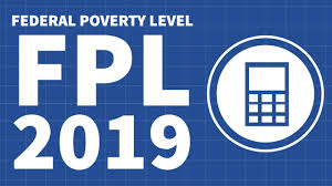 How To Read Poverty Guidelines Chart Federal Poverty Level Fpl 2019 Explained