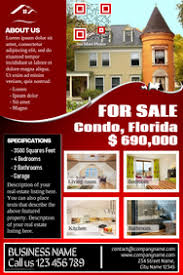 realtor flyers templates customize 1 460 real estate flyer templates postermywall