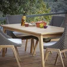 rattan garden furniture ideas