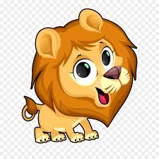 cartoon royalty free funny clip art cartoon lion material png 1181 1181 free transpa cartoon png