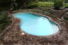 Backyard Swimming Pool Best Small Inground Pool Designs Ideas Interior Exterior Homie