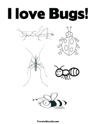free insect colouring pages free coloring pages insect coloring pages insect coloring pages free preschool