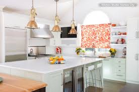 Orange And White Kitchen Kitchen Cabinets Beyond White Visual Jill