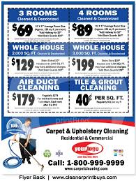 carpet cleaning flyer carpet cleaning flyer templates invitation template