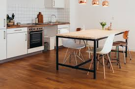 Est Kitchen Flooring Kitchen Wood Floors In Kitchen Within Good Best Laminate
