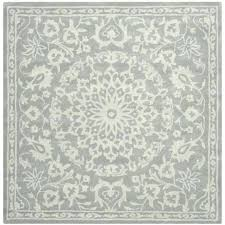 square area rugs 5x5 outstanding square rug square area rug handmade grey silver wool rug 6