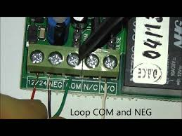 wiring diagram for gemini gate motor wiring image dace connecting a dace universal 433 92 mhz receiver on wiring diagram for gemini gate