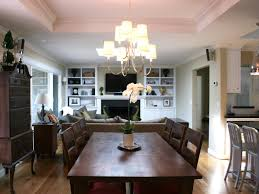 Living Room With Dining Table Living Room Dining Room Layout Ideas Realestateurl Cheap Dining