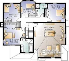 garage office plans. 2nd Level 4 To 5 Bedroom New Traditional House Plan, Game Room, Home Office Garage Plans .