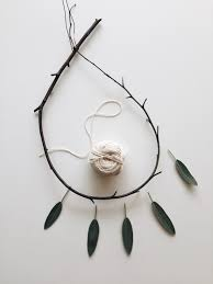 Hobby Lobby Dream Catcher DIY Sage Dream Catcher and Eucalyptus Wreath 96