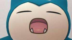 Look At These Close Up Shots Of Snorlax In Pokemon GO