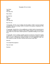 11 Writing A Cover Letter Email Agenda Example