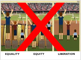 Can We Stop Using The Box Graphic When We Talk About Racial Equity