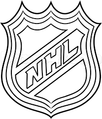 Small Picture Nhl Hockey Logos Colouring Pages Coloring Page Coloring Home