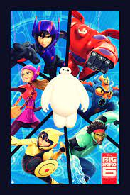 Poster Posse - Khoa Ho - Biệt Đội Big Hero 6 bức ảnh (37855909) - fanpop