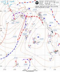 Meticulous Noaa Weather Fax Chart How To Read Symbols And