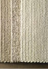 braided wool rugs above handwoven in the chunky rug from restoration hardware is curly on braided wool rugs