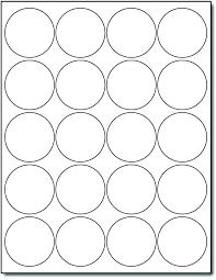 Venn Diagram With 5 Circles 5 Circle Venn Diagram Template 1 Inch Round Labels Label 2