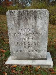 Isabel Daugherty (1861-1930) - Find A Grave Memorial