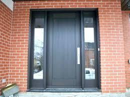 front door with side panel glass front door side panels glass