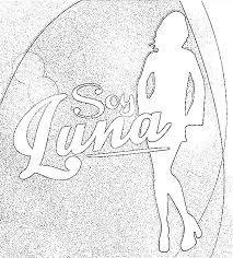 Disegni Da Colorare Soy Luna Morning Kids