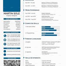 Best Resume Templates Resume Template Good Samples Examples Sample Larger Imagest Format 9