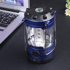 Portable Camping Light With Compass Outdoor Hiking Mountaineer