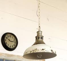 Old Warehouse Light Fixtures Old Factory Pendant Light In 2020 Farmhouse Pendant