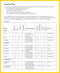 House Cleaning Template Free Daily House Cleaning Schedule Home Template Uk Contract