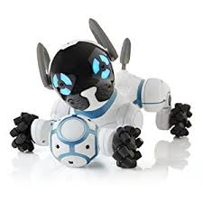 WowWeeCHiP Robot Toy Dog \u2013 White Best Toys and Gifts for 5 Year Old Girls in 2019 - BestForTheKids