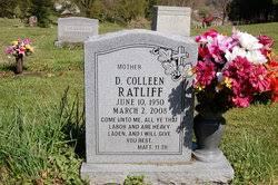 Dorothy Colleen Vance Ratliff (1950-2008) - Find A Grave Memorial