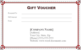 coupon templates word gift coupon template word templates for large design layout