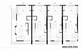 brownstone floor plans best of row house home design 2017 fancy