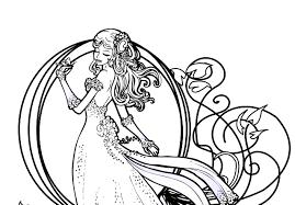 Coloriage De Princesse Disney Gratuit Imprimer Coloriage De