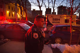 Lights And Sirens The Education Of A Paramedic As A Paramedic Mourns A Colleague The Calls Dont Stop
