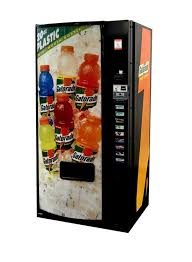 Gatorade Vending Machine Commercial Custom Dixie Narco Model 48E 48 Oz Can Machine Gatorade