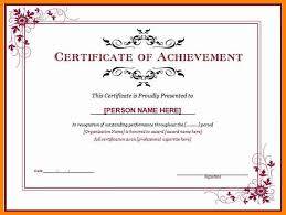 7 Download Blank Certificates This Is Charlietrotter