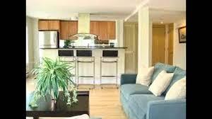 Kitchen Living Room Designs Kitchen And Living Room Design Youtube