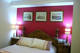 hot pink paint for bedroom hot pink accent wall with white paint color for small bedroom hot pink paint for bedroom