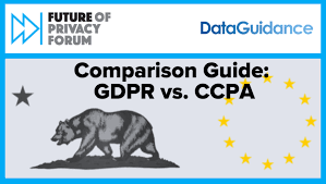 Ccpa Face To Face With The Gdpr An In Depth Comparative