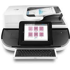 <b>HP Digital Sender Flow</b> 8500fn2 Flatbed Scanner - L2762A