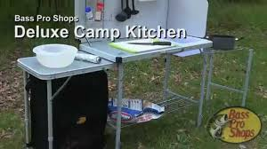 bass pro s deluxe camp kitchen