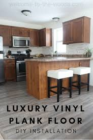 my new kitchen and dining room floor is beautiful durable and 100 waterproof