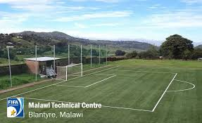 fifa certified synthetic turf pitch provides top playing surface for football players and youth sporting development