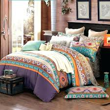 hippie bedding bohemian style quilt pattern as well on home textile punk rock bedding hippie boho