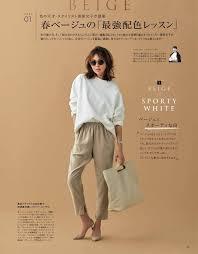 2019年4月号 雑誌marisol試し読み ファッション誌marisol