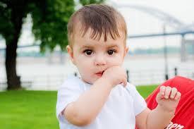 child s love cute boy