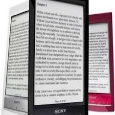 Sony tung ra máy đọc sách điện tử nhẹ nhất thế giới