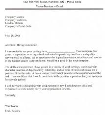 writing a professional cover letter writing a professional cover letter