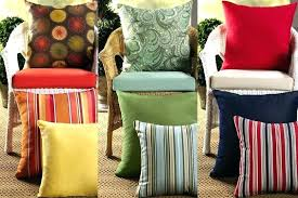 patio seat cushions clearance patio chair cushions